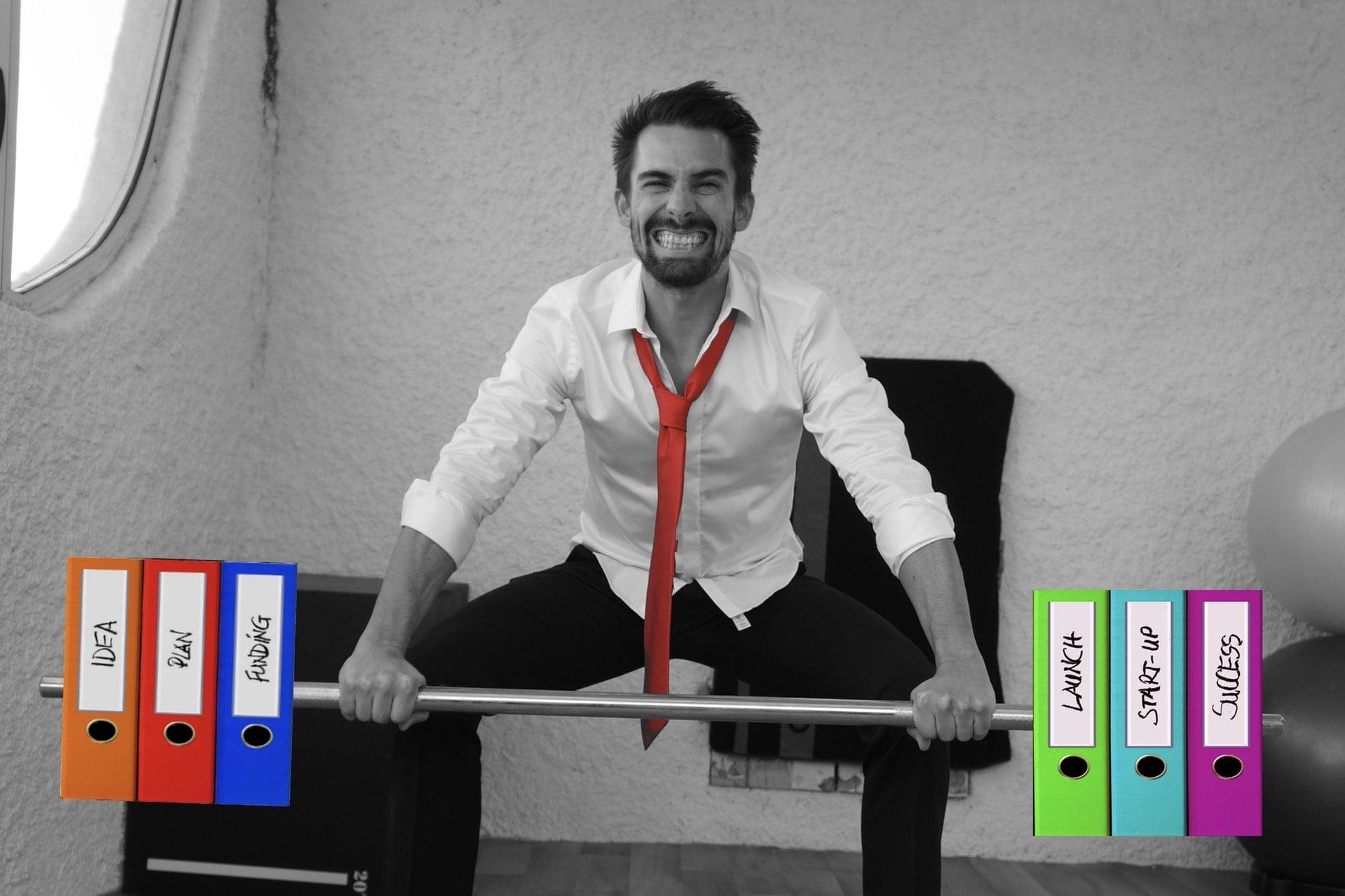 Bruno de La Solution Forme, coach sportif en entreprise