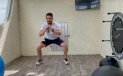 Cardio training – spécial confinement