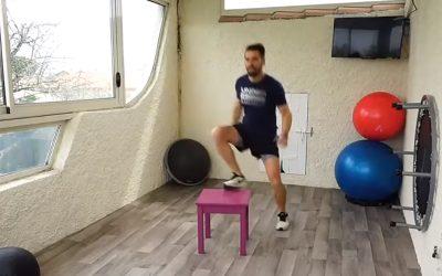 CARDIO – renforcement musculaire  chez soi