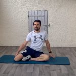 gym douce mobilité des hanches - 23 avril 2020